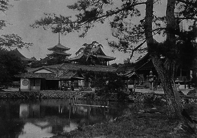 日本古老寺院被迫将最珍贵宝物献给明治天皇,阴差阳错保护了国宝