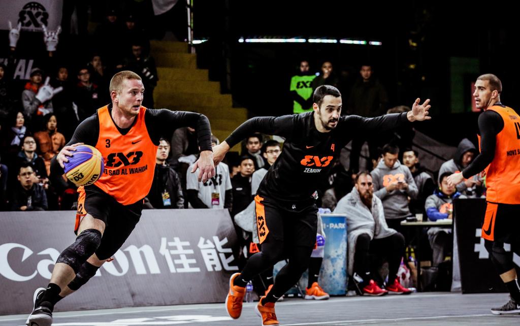 国际篮联3X3挑战赛南京站开赛在即,华夏北斗星