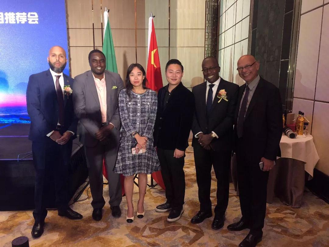 【搜狐】圣基茨和尼维斯总理、移民局长一行与侨置移民高层在港亲切会谈