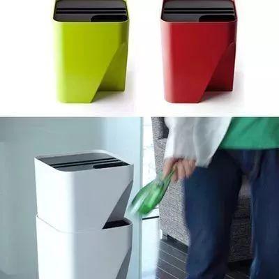 这些充满创意的垃圾桶设计,让环保变得不再难.图片