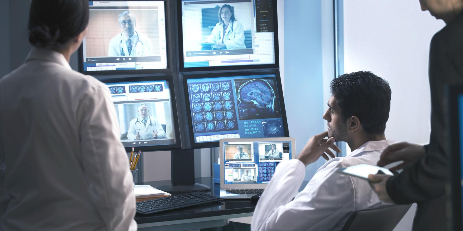 互联网医院须依托实体医疗机构 数据应全程留痕