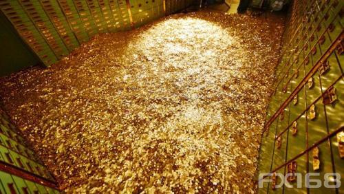 无声的警告!政府、大银行疯狂囤积黄金 经济危机真的爆发在即?