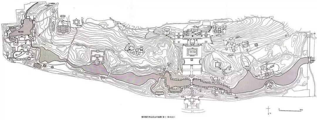 皇家园林 1,故宫 1-故宫平面图 6,承德避暑山庄 1-承德避暑山庄及
