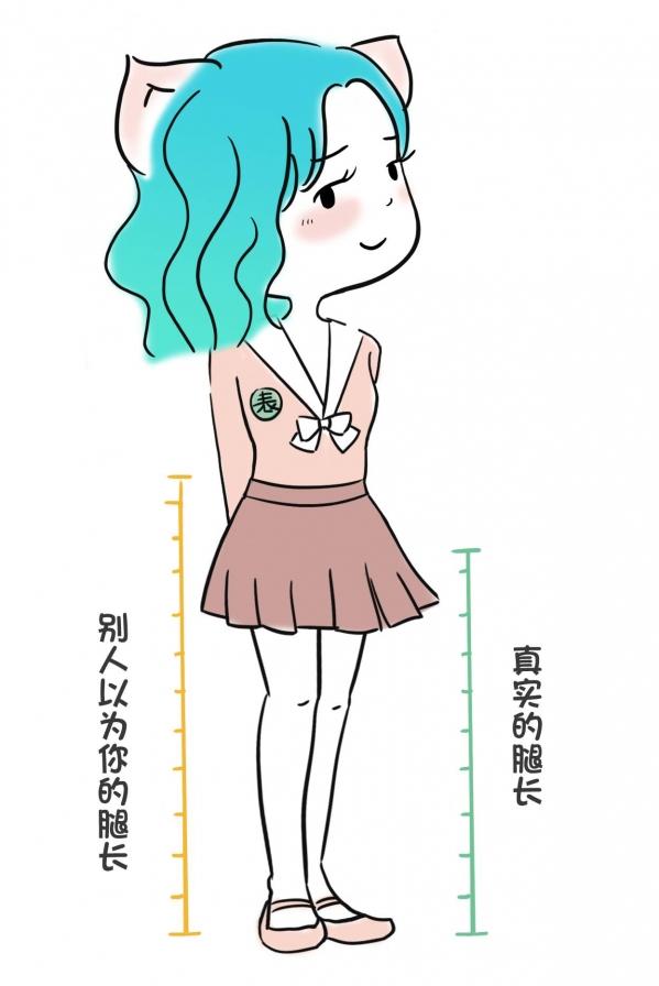 小个子女生怎么打破穿衣局限,让自己更显高挑?_搜狐_图片