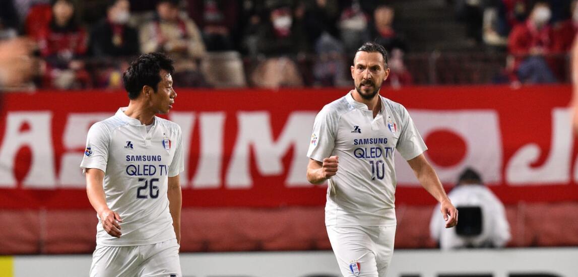 西甲赛程表 亚冠-国安旧将破门 鹿岛0-1告负16强赛将战上港