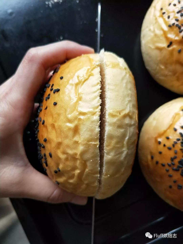 汉堡胚 无模具版 ▏好吃易学的汉堡胚等你来挑战