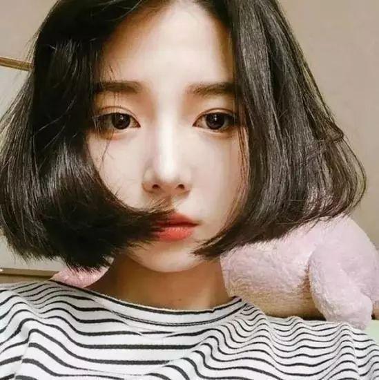 发型图片|2018年气质短发发型,剪完秒变仙女小姐姐!