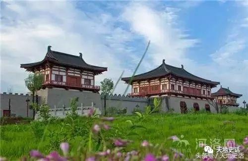 出了105位帝王的中华圣城洛阳,现存古建筑有哪些?