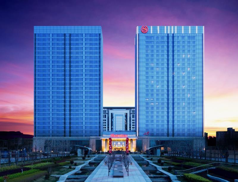 青岛胶州绿城喜来登酒店参加万豪国际集团