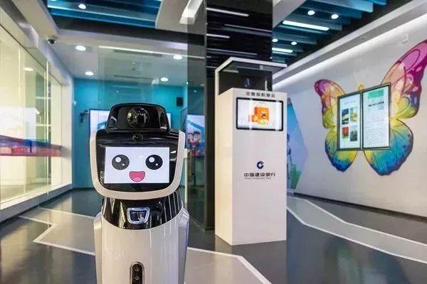 AI人工智能催生首家无人银行,而AI智能电话机器人又将催生什么