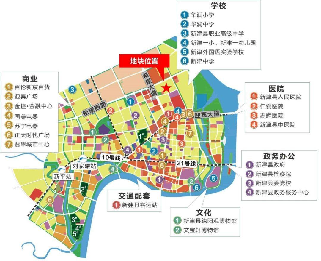 (新津地铁规划图)