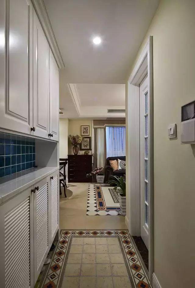 参观小姨家花了20万装修的新房