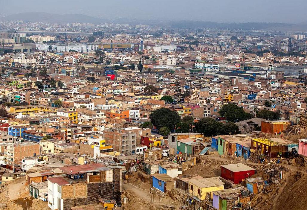 南美这个城市,就在太平洋东岸,600年没下过雨,房子不用盖屋顶