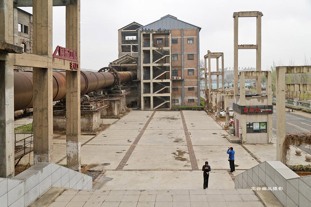 百年工业建筑凝固成流动的音符