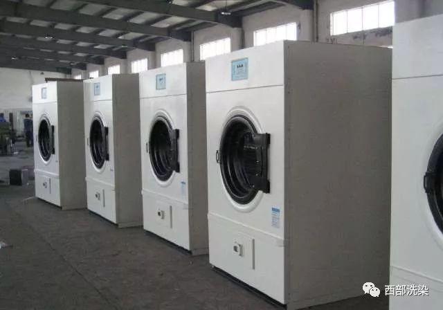 【关注】洗涤设备之工业用烫平机常见故障排除方