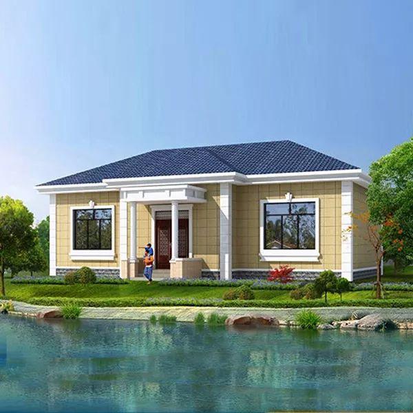 56款农村别墅设计效果图大全,火遍农村,一定有一款会让你心动