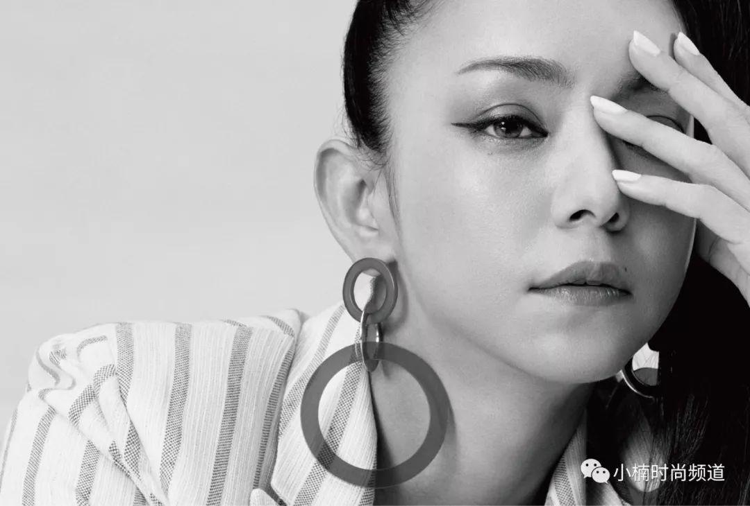 珍藏女神风范的最后机会:安室奈美惠 x h&m联名渡假系列