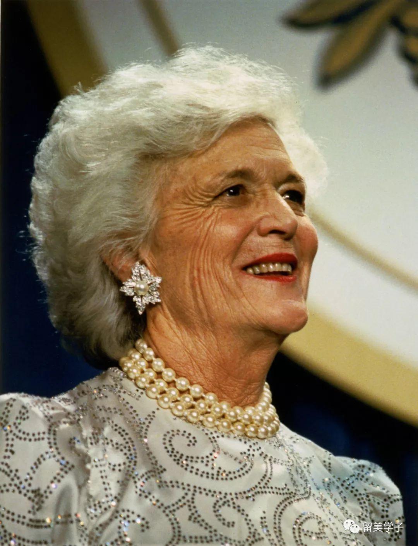 老布什夫人走了: 却留下影响亿万家庭的箴言