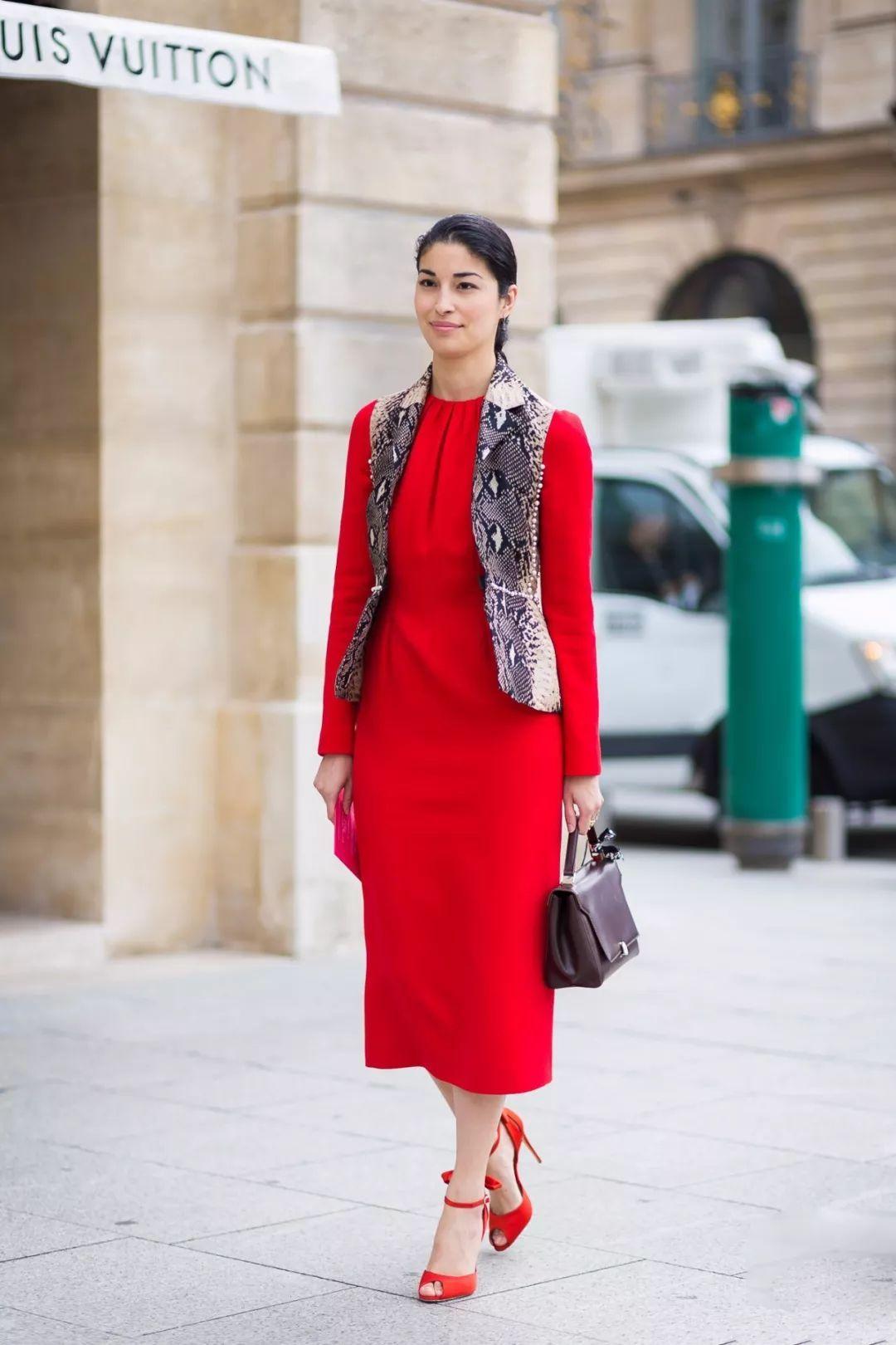 有一半中国血统的她,被称为全球最会穿衣的女人!