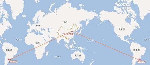 地球上离中国最远的地方!听说那边是世界尽头.