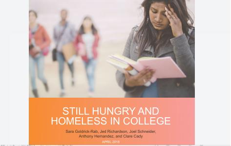 36%美國大學生吃不飽飯,超三成難支付住宿費