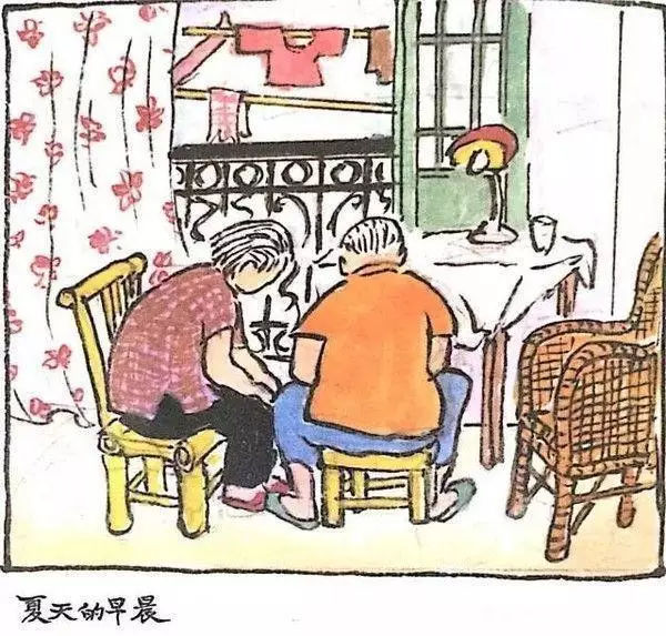 他87岁才开始学画,只为画完自己一生的爱情