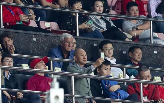 里皮将会面足协总结中国杯 细化亚洲杯备战计划