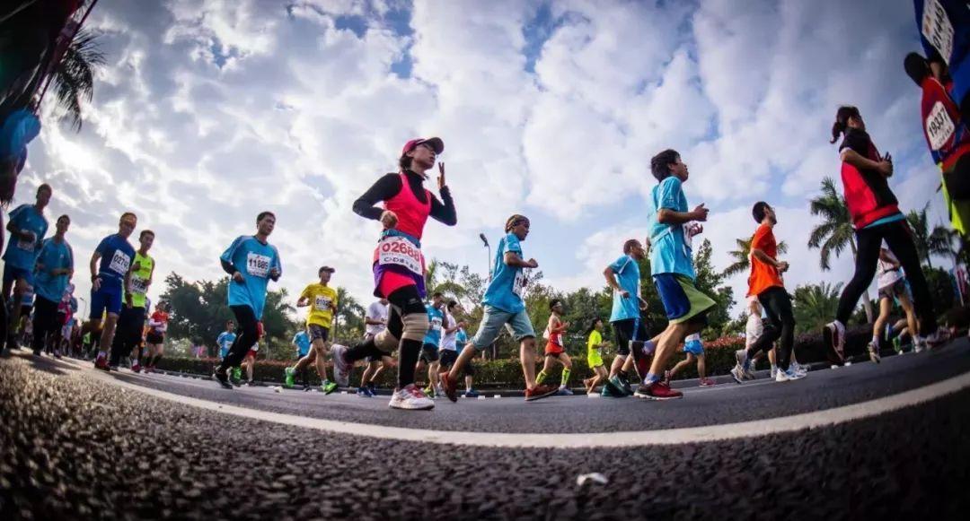 【浪体资讯】马拉松5年内注册赛或将过千 发展!