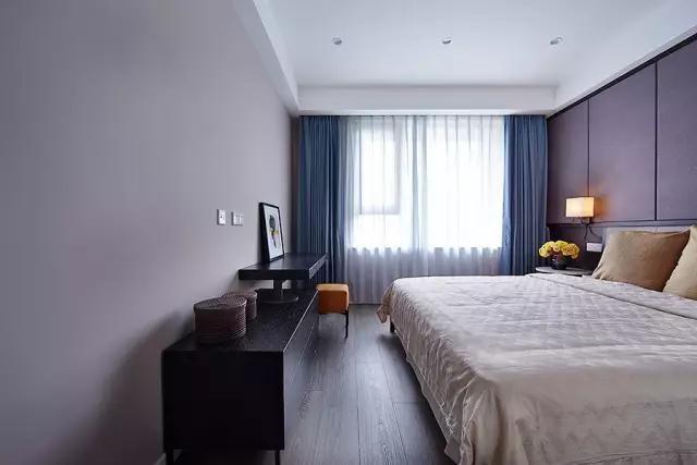 背景墙 房间 家居 酒店 设计 卧室 卧室装修 现代 装修 640_427图片
