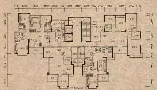 建筑施工图纸最容易出错的48个细节!