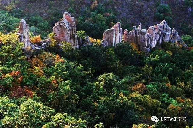 10.辽阳:龙石风景区