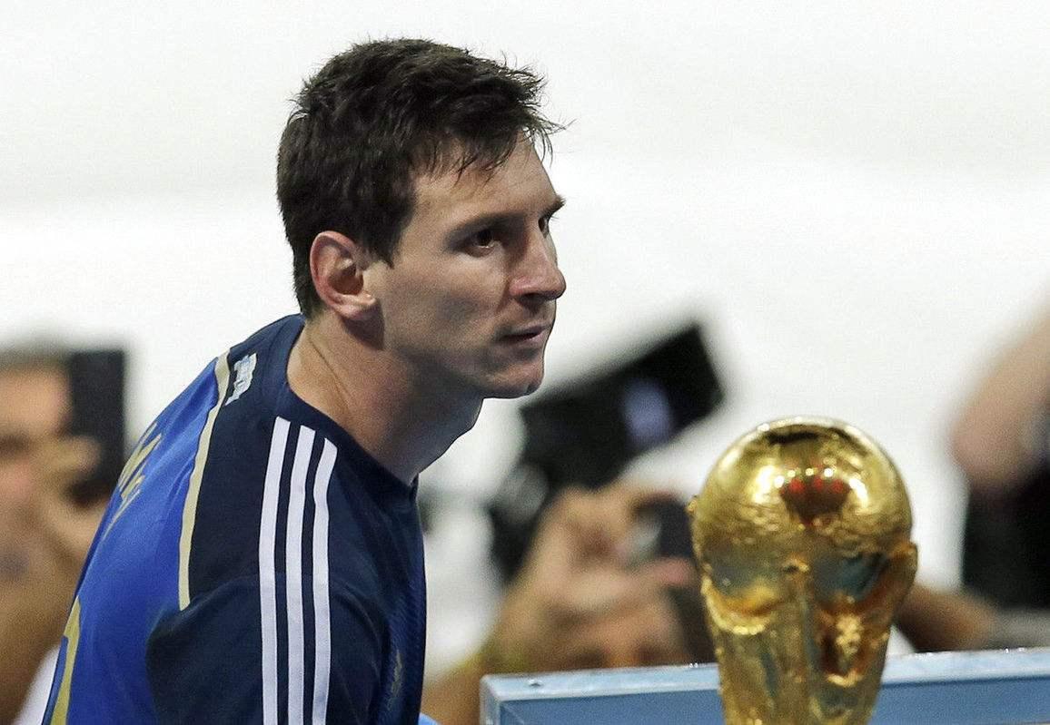 曝梅西腿部旧伤伤情加重 冲击世界杯再难上加难