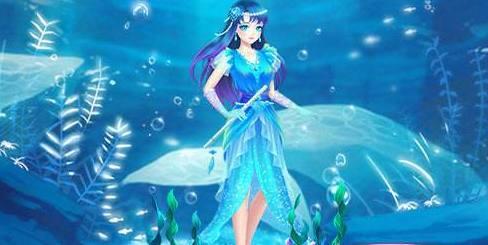 《精灵梦叶罗丽》原来王默是仙境的公主,为救水王子找回了记忆图片