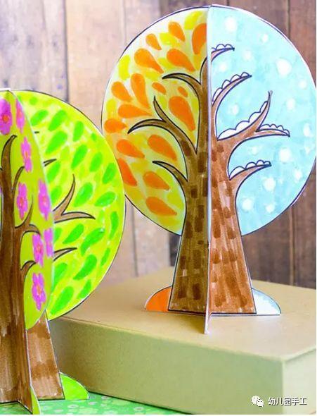 准备材料:卡纸,模板,剪刀,固体胶,颜料,画笔 制作步骤图解: 爱心手掌