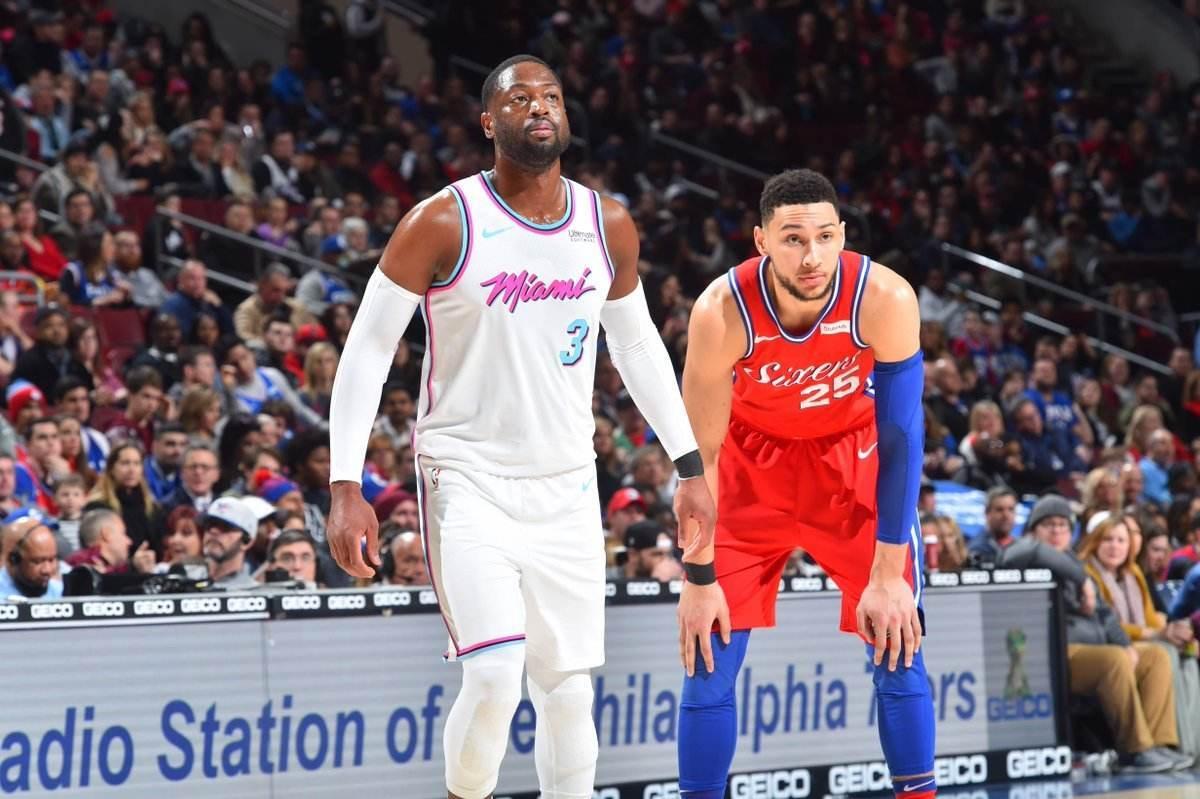 勇士旧将加盟76人 NBA联盟季后赛东部方面首轮系列赛