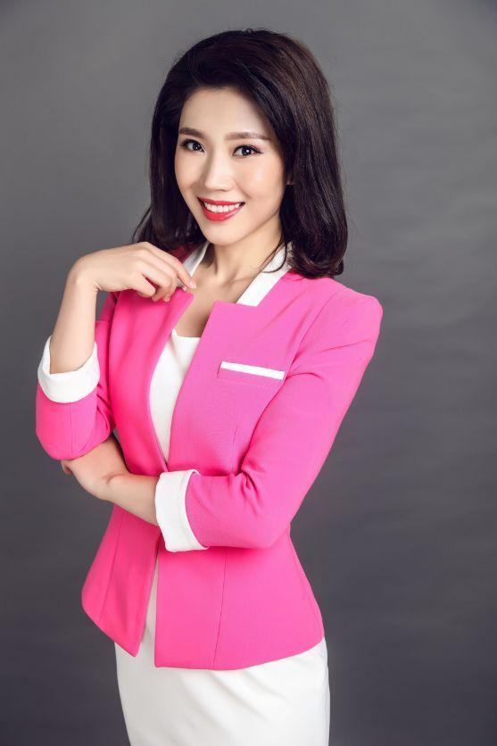 清远广播电视台主持人 樊甜琪
