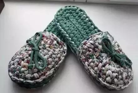 一双手工编织鞋绝对让你爱不释手,文内还有教程哦