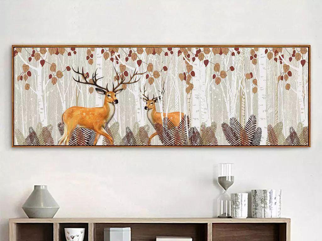 麋鹿,森林精灵?其实这是一篇科普文