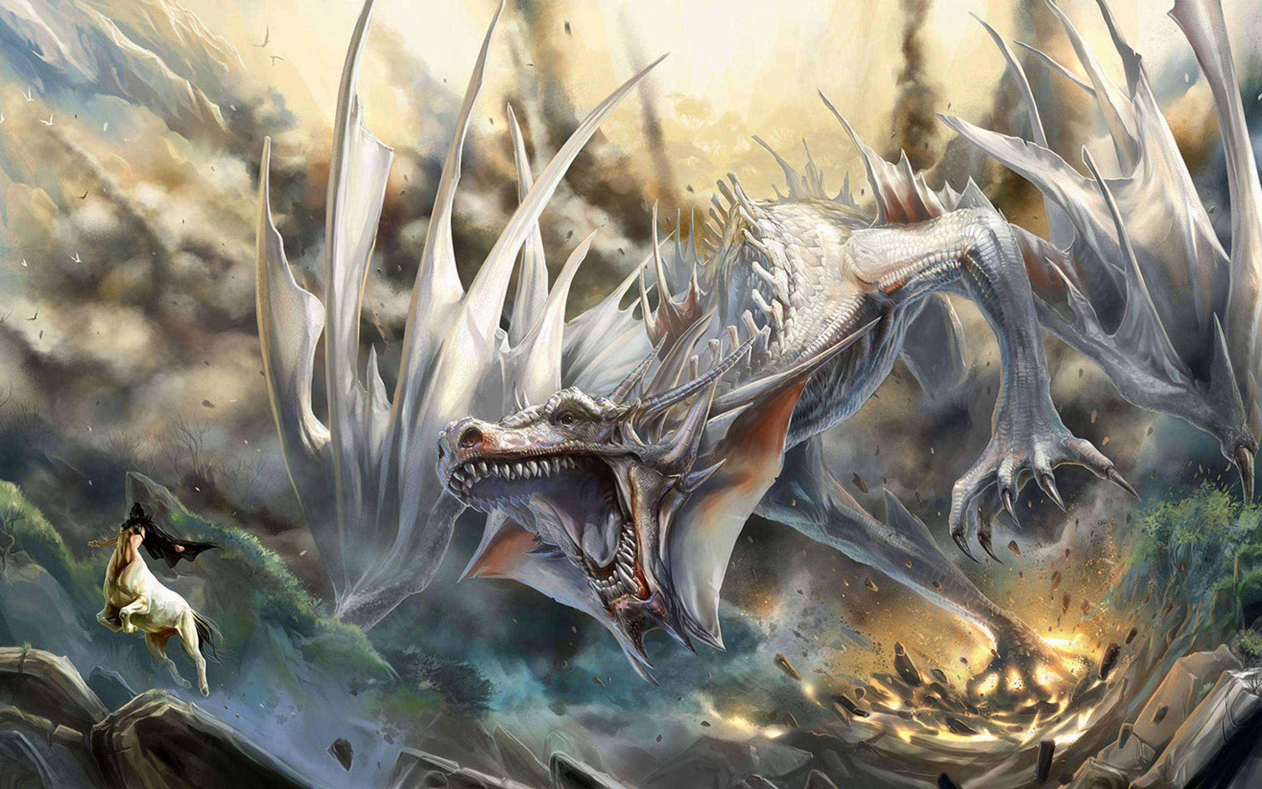 盘点斗罗大陆最可怕五大龙属性魂兽,帝天倒数,九大龙王仅排第二!