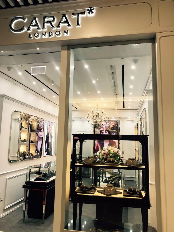 珠宝界的小花旦Carat London开业有福利了,满$300送限量耳钉!