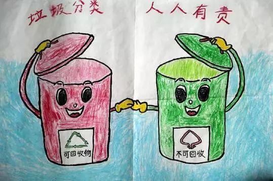 玩垃圾分类小游戏学垃圾分类知识图片