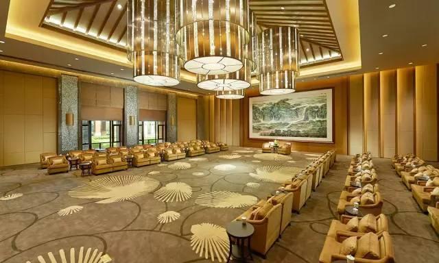 武汉光谷花山希尔顿酒店