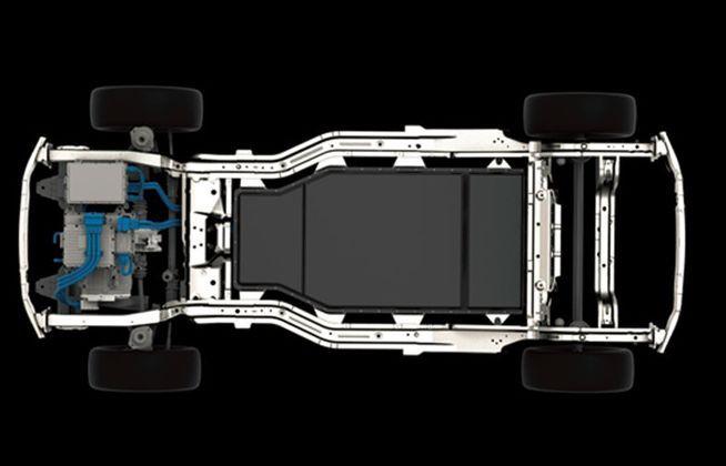 不到10万元可买到续航350km的电动车,新特DEV1了解一下