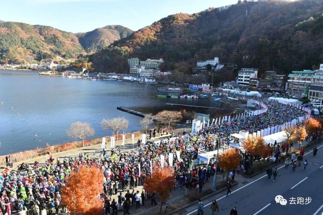 走破日本|2018年11月25日富士山马拉松|这里,给你不曾见过的富士山