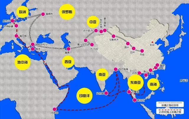 自驾多年,你有多少足迹留在了丝绸之路?