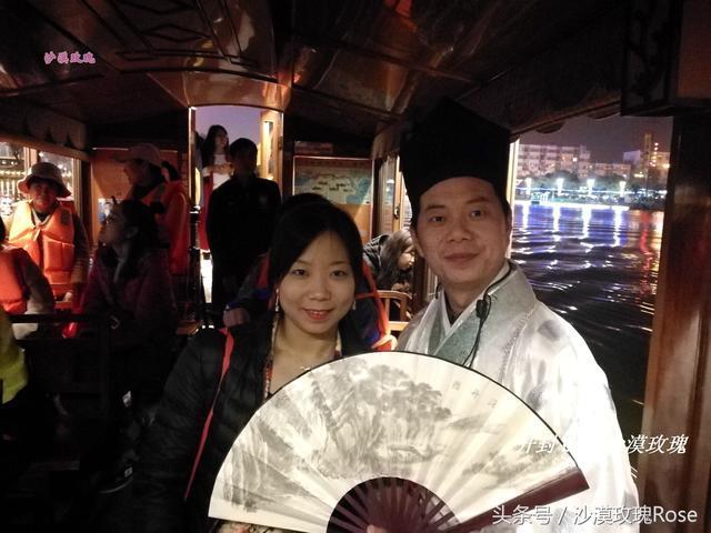 """中国这座""""北方威尼斯"""",曾拥有世界上第一家夜市"""