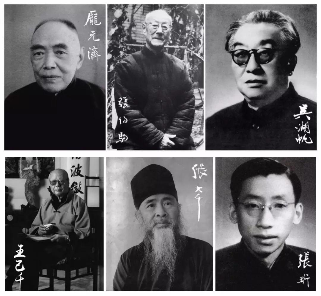 """中国书画收藏家""""老大"""",居然是他!"""