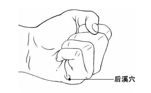 按摩阑门穴 促进胃肠蠕动缓解便秘
