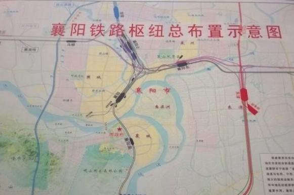 襄阳有规划到珠三角地区的高铁吗