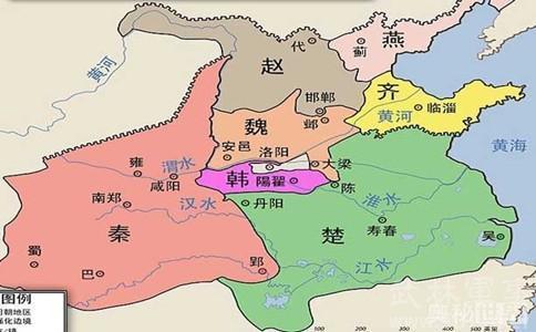 三国时期王越_为什么晋国被分成三国?三家分晋是怎么回事?